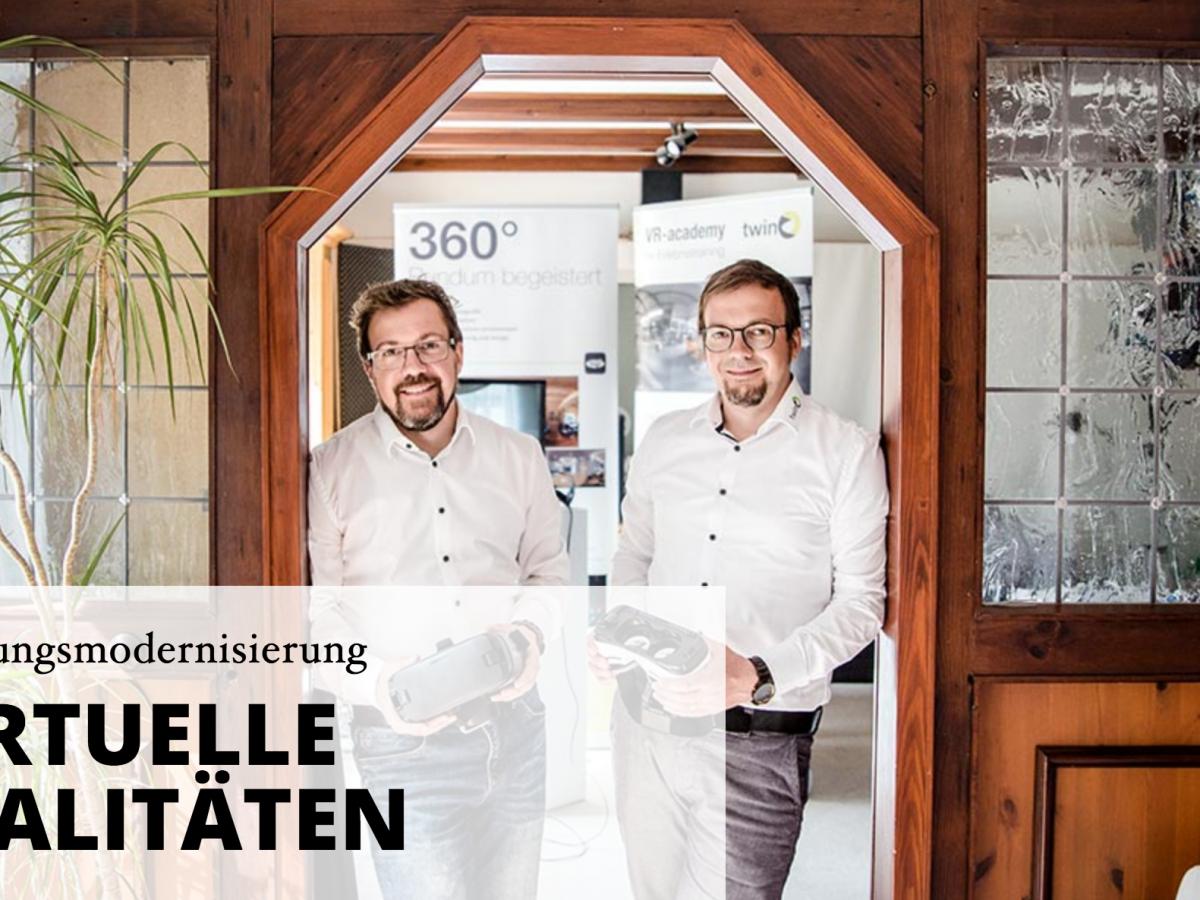 Unser Porträt in der #BergischenWirtschaft 08/2018