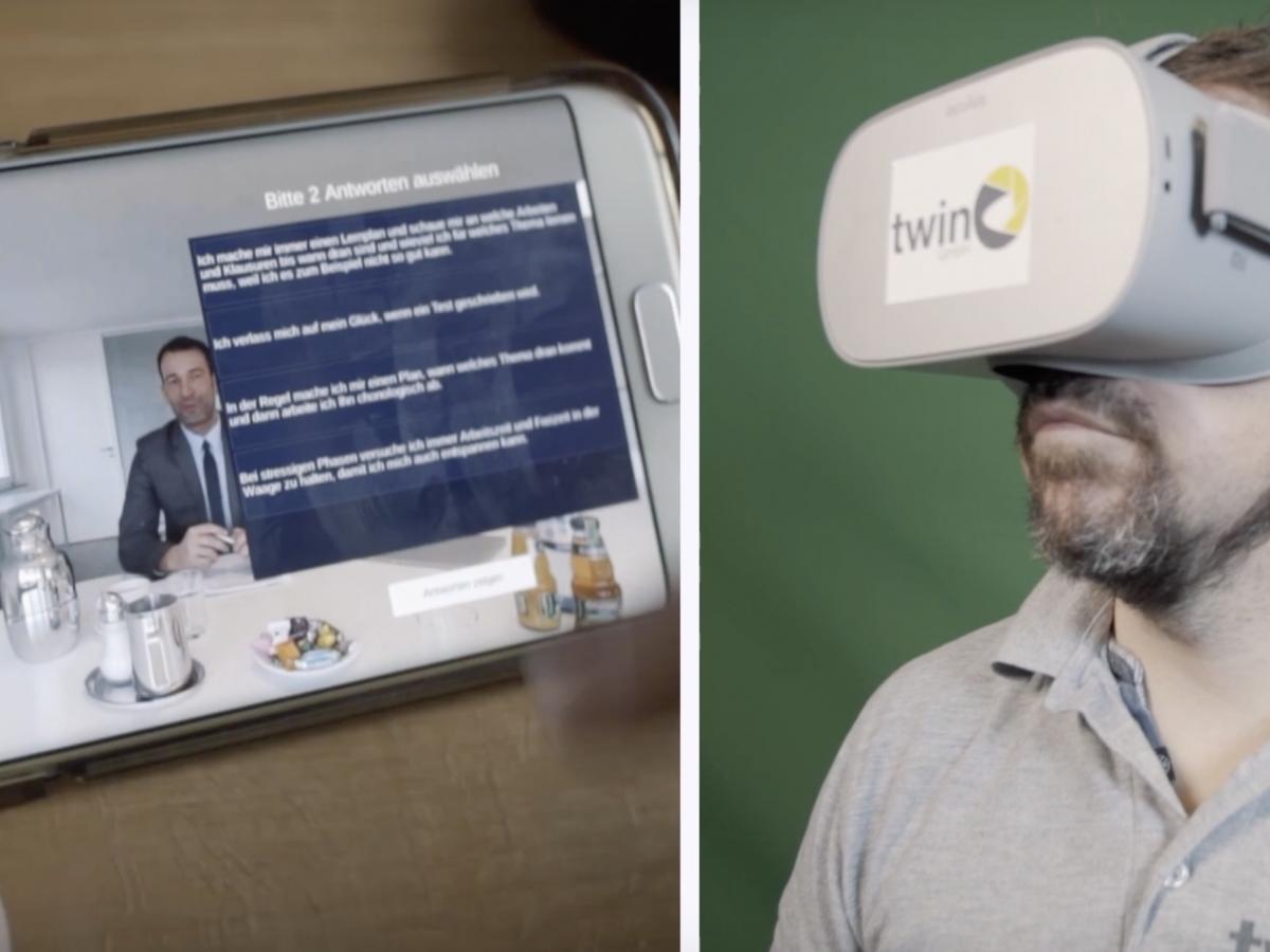 Virtual und Augmented Reality: In der Matrix