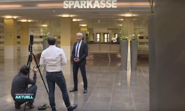 Virtual Reality bei der Sparkasse OÖ - twinC im Fernsehen