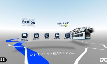 Berufsorientierung in Virtual Reality - Beruf VR by twinC